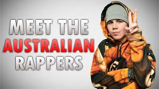 The Fast Rise of New Australian Rappers (The Kid Laroi, ONEFOUR, Creed Tha Kid, Youngn Lipz)