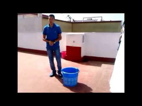 Omar Gaizi Ice Bucket Challenge - Morocco