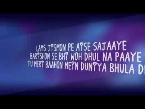 Darkhaast (Lyrics Video) | Shivaay | Arijit Singh, Sunidhi Chauhan, Mithoon