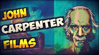 Top 13 John Carpenter Movies [Fantastic / Horror / Mystic]