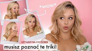 Triki makijażowe bez których nie potrafię żyć (PODZIĘKUJECIE MI ZA TO!)