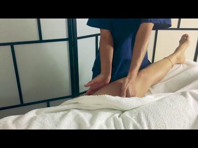 L'emozione di un massaggio