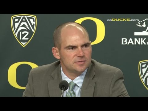 Mark Helfrich Signing Day Press Conference