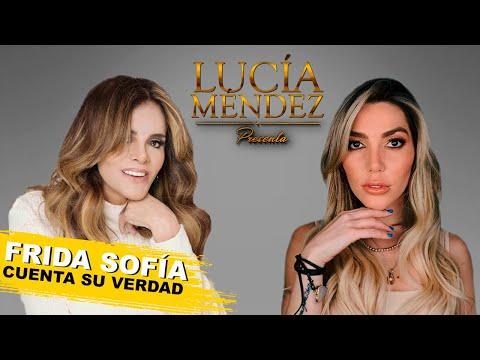 Frida Sofía Desnuda su Alma con Lucía Méndez #LucíaMéndezPresenta #FridaSofía #LucíaMéndez