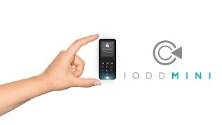 IODD MINI - Fastest USB 3.0 Encrypted Flash Drive