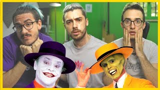 "Jumanji, The Mask e il Joker di Nicholson - ""Come Ca**o Hanno Fatto"" Ft. @POW3Rtv ⎮ Slim Dogs"