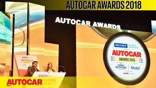 2018 Autocar Awards Highlights | Autocar India