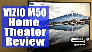 VIZIO Smartcast M50-D1 Ultra 4K Ultra HD Video Review