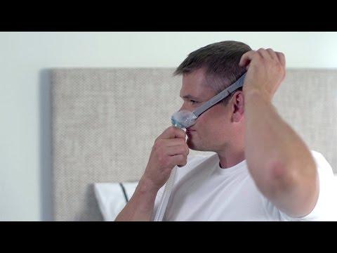 F&P Brevida Mask Fitting
