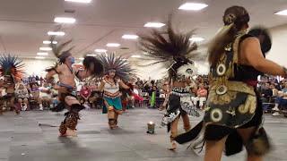 Calpulli Tonalehqueh performing Fuego 9/12/15