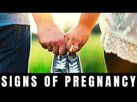 THE FIRST MONTH OF PREGNANCY SYMPTOMS -- Early Pregnancy Symptoms #Pregnancysolutionswithgeraldmassa