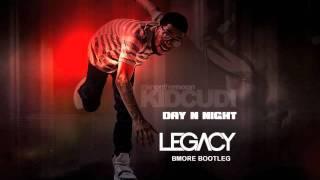 Kid Cudi - Day N Night (DJ LEGACY BOOTLEG)