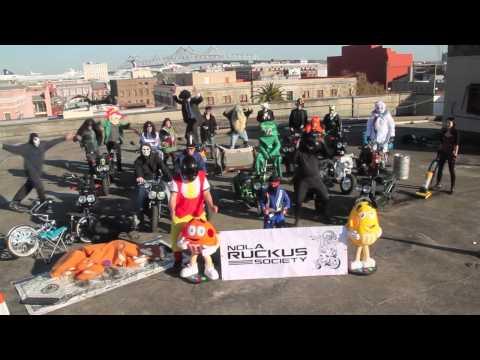 Harlem Shake - Nola Ruckus Society