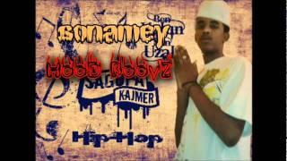Ali G.x & Sonamey   رسالة الراب