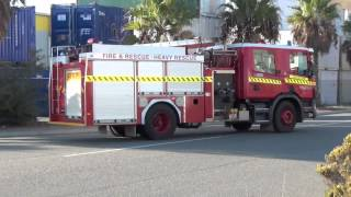Fremantle Fire Western Australia