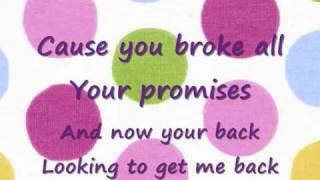 Jar of Hearts by Christina Perri (Lyrics)