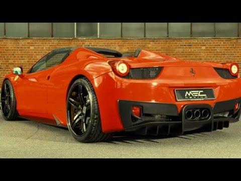 2016 New Ferrari 458 Italia