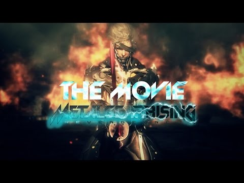 Metal Gear Rising: Revengeance THE MOVIE  - Full Story