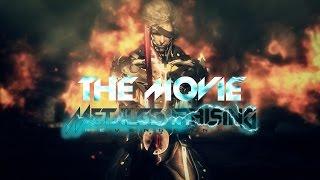 Metal Gear Rising: Revengeance THE MOVIE  - Full Story
