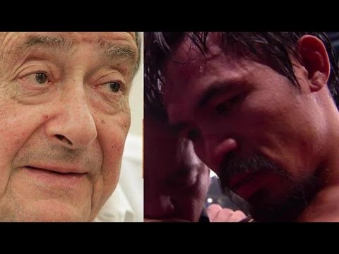 HBO TURNS THEIR BACK ON PACQUIAO-VARGAS FIGHT AND BOB ARUM RIPS THEM