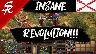 Revolution CARRY...WOW!! | Classic & Casual | Age of Empires III