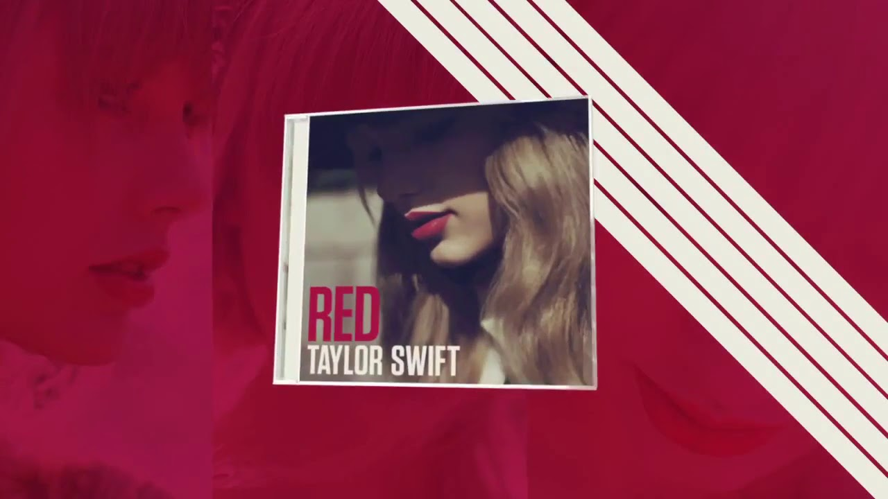"Taylor Swift - ""RED"" Promo"