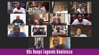 BEST OF NBA Inside Stuff's 90s Reunion Hosted By Ahmad Rashad With NBA Legends