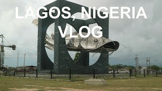 NIGERIA VLOG    A WEEKEND IN  LAGOS ISLAND   CANOPY WALK, HARD ROCK CAFE AND MORE..