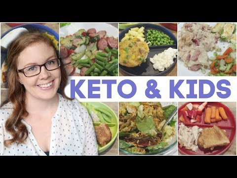 What We Eat in a Week | DAYCARE + KETO DIET