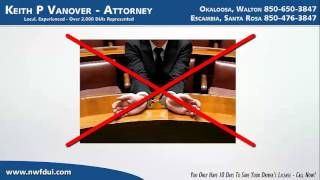 What Is A Panama City Beach DUI Lawyer, Bay County DUI Lawyer