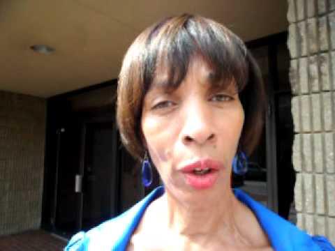 BMORENEWS com, Sen Cathy Pugh on Dr Dorothy Brunso...