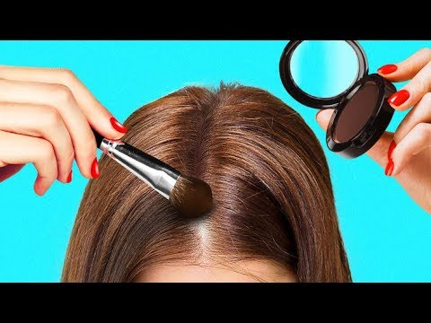 25 USEFUL HAIR HACKS