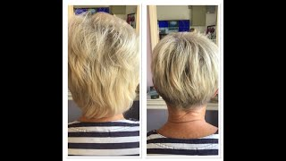 Learn how to cut Short hair using clippers NVQ level 2 and 3