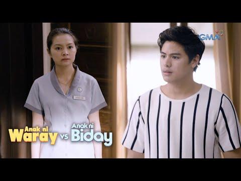 Anak Ni Waray Vs. Anak Ni Biday: Ginalyn's surprise visitor