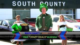 Paul mckenna south county buick gmc