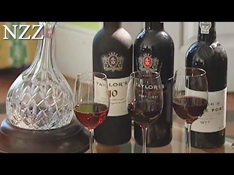 Portwein: Der Süsse vom Douro - Dokumentation von NZZ Format (2003)