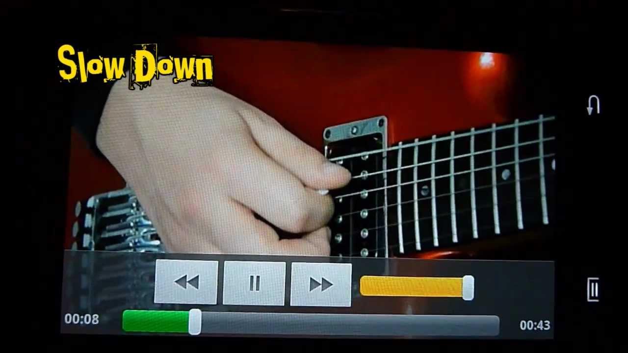 shred guitar lessons trailer android app youtube. Black Bedroom Furniture Sets. Home Design Ideas