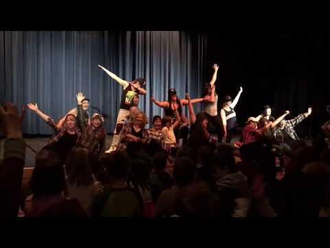 Bonner School Staff Dance