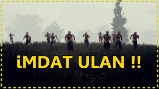 They're coming from EVERYWHERE I  PUBG Zombie Mode