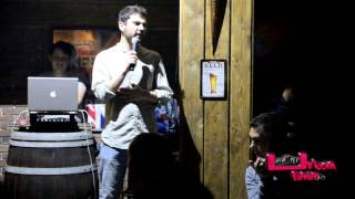 19.01.2014 - Stand Up - Raul & Radu Isac @ Red Pub (FULL HD).mpg