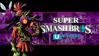 Stone Tower Temple - Super Smash Bros. Universe