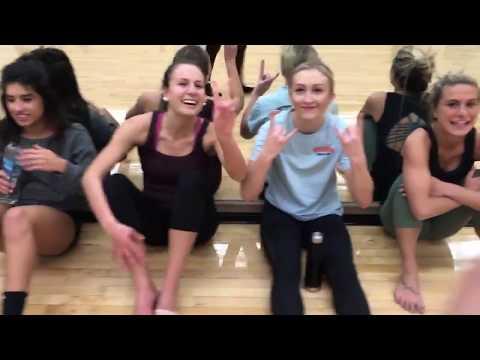 UWL Dance Team 2016 17