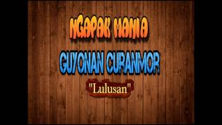 Guyonan Curanmor - Lulusan