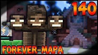 TRANSFORMAÇÃO!! - Forever Mapa #140 - Minecraft 1.8