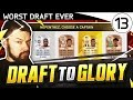 NepentheZ | AN AWFUL DRAFT! - DRAFT TO GLORY #14 - FIFA 16 Ultimate Team