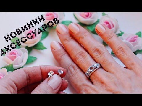 Серебряные серьги от Соколов «Снегирь»
