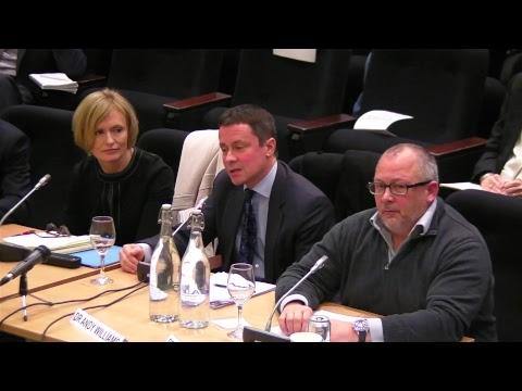 Exiting EU committee