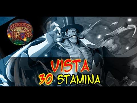 Vista! Colosseum/Coliseum event  One Piece Treasure Cruise JP 30 Stamina!