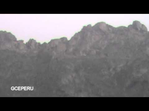 UFO PERU  2011  #1   (8-10)ALIEN CREATURE. AMIGOS-FRIENDS
