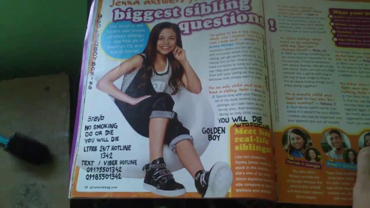 Congratulate, what that s me bravo magazine girls